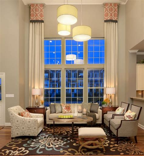 high ceiling curtains 9 treatments for high windows
