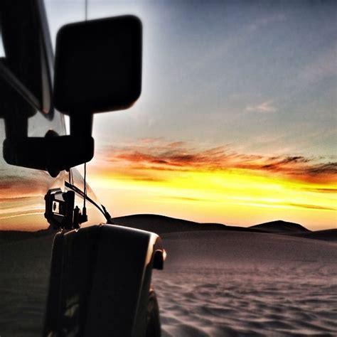 jeep sunset jeep wrangler sunset atlantis dunes cape town jeep