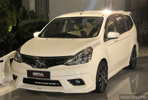 Motor Fan Nissan Grand Livina Series L10 etcm panggil balik kenderaan nissan di m sia yang melibatkan 110 945 unit kerana isu beg udara