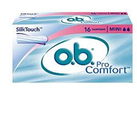 assorbente interno ob ob plus pro comfort 16 assorbenti per flusso molto