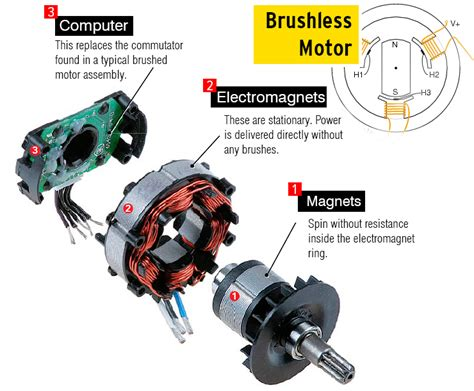 brushless motor schematic free image wiring diagram