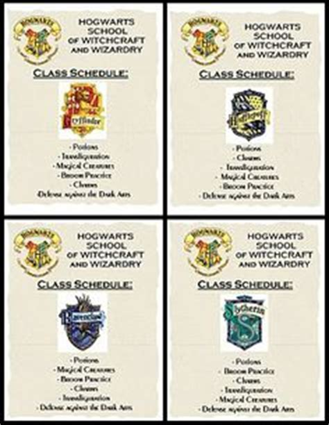 Sorting Hat Place Cards Template by 1000 Images About Harry Potter On Harry