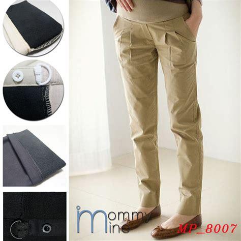 Celana Kerja Bahan Stretch jual celana kerja mp 8007 mommymine