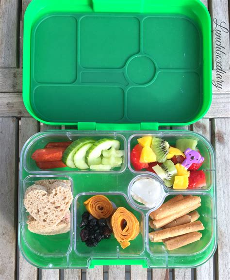 Brotdose Kindergarten Test yumbox bentobox test lunchbox bentoinspiration