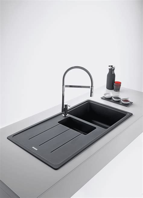lavello fragranite nero lavelli da cucina in materiali diversi cose di casa