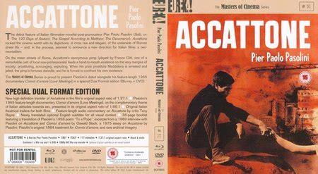 july 13 2011 in 1960s pier paolo pasolini william shakespeare accattone 1961 masters of cinema 31 repost avaxhome
