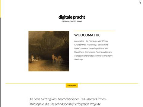 wordpress digitale herunterladens theme