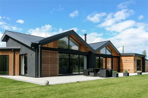 Contemporary Bungalows by Contemporary Disability Bungalow In Harrogate Transform
