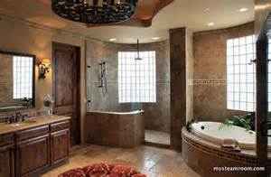 Bing Steam Shower Different Shapes Walk In And Tile On Pinterest