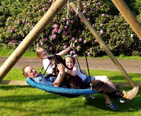 family swing family basket swing caledonia play