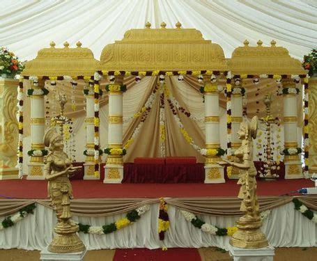 Madurai Famous Wedding Decorators   Wedding Planner In