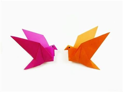 Origami Bird With Flapping Wings - top 25 best flapping bird ideas on origami