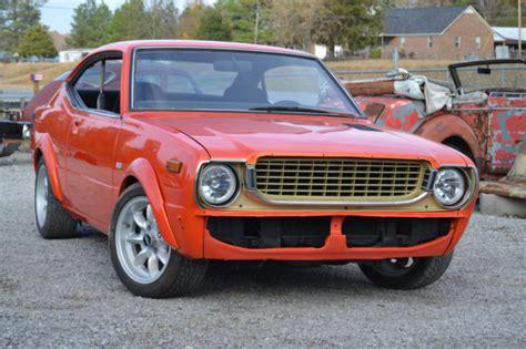 Toyota Corolla Te37 1975 Corolla Te37 Sr5 1 8 2tg