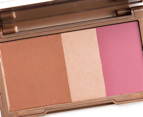 Decay Flushed In decay sesso flushed cheek palette review