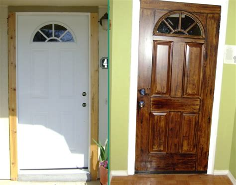 25 Great Diy Door Ideas How To Paint A Steel Front Door