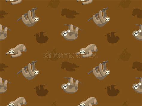 eps format wallpaper sloth wallpaper 1 stock vector illustration of rainforest