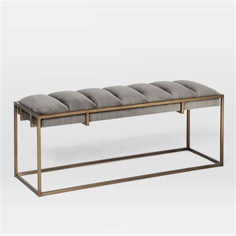 upholstered ottoman bench best 25 ottoman bench ideas on pinterest stools