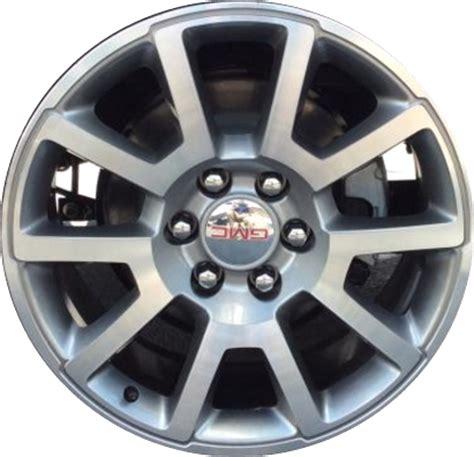 gmc sierra 1500 wheels rims wheel rim stock oem replacement