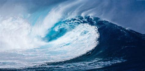 wallpaper 4k ocean wallpaper wave ocean 4k nature 15789