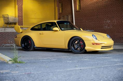rwb porsche yellow fs 95 993 rs tribute speed yellow rennlist