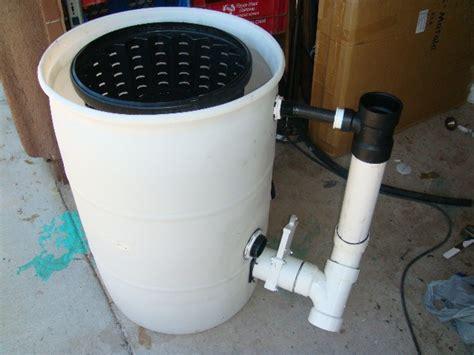 homemade fountain filter homemade free engine image for diy pond filter 55 gallon barrel diy free engine image