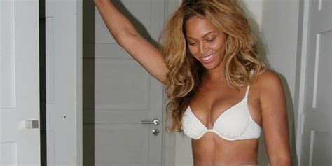 Beyonce In A beyonce sizzles in a white huffpost