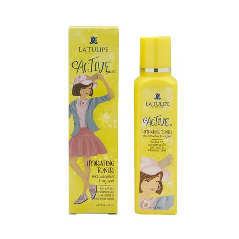 2 In 1 Cleanser Active Series La Tulipe Disc 15 la tulipe active hydrating toner for combination to