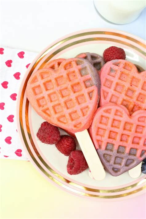 waffles color healthy color block waffles recipe brite and bubbly