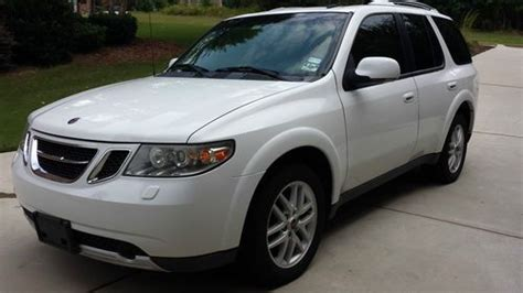 how things work cars 2006 saab 9 7x head up display find used 2006 saab 9 7x suv sunroof rear dvd leather heated seats rear a c in hoschton