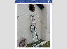 60 best images about Unsafe Work Practices on Pinterest Unsafe Ladder Safety
