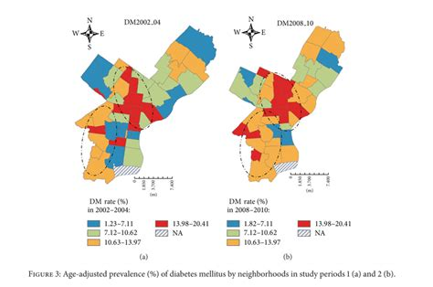 study maps how city neighborhoods affect diabetes risk