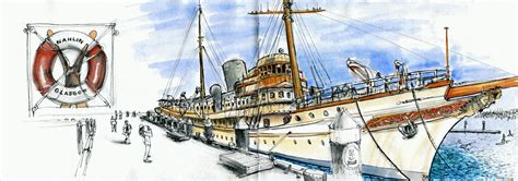 urban sketchers aotearoa float your boat in auckland - Float Your Boat Nz
