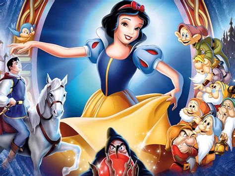 snow white and the snow white and the seven dwarfs wallpaper beautiful desktop wallpapers 2014