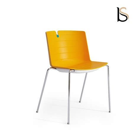 Pieds De Bureau 6069 by Lot De 2 Chaises Design Mork Mobel Linea Si 232 Ges D