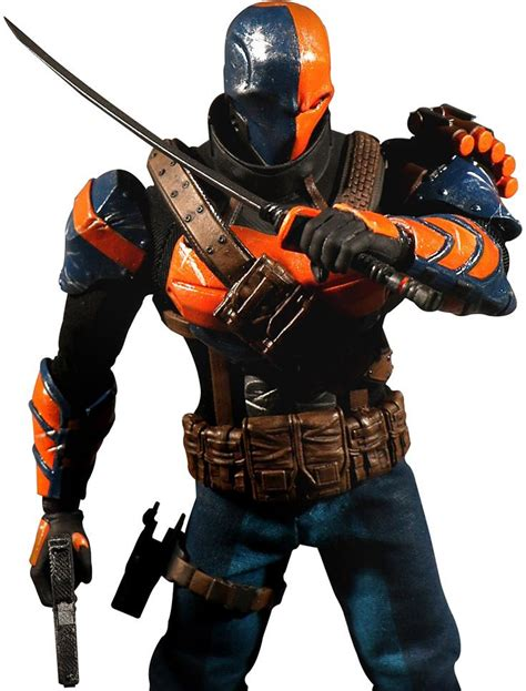 dc one 12 collective figure deathstroke