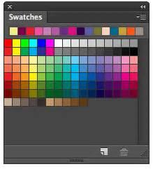 color pattern swatch illustrator using indesign illustrator and photoshop together
