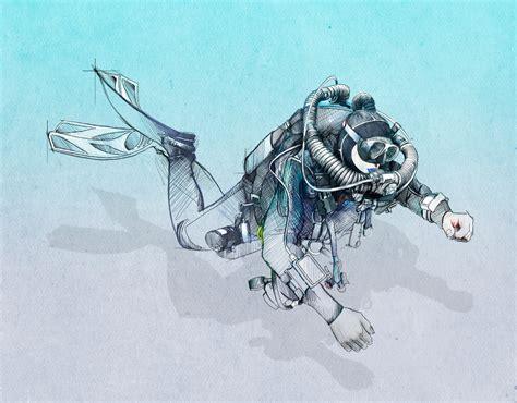 technical illustration beau  alan daniels