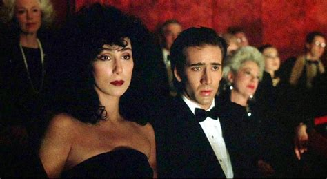 movie nicolas cage and cher the meet cute 10 inventive movie moments when lovers