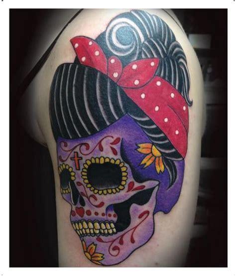 skull bandana tattoo designs junkies studio tattoos grosjean