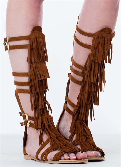 gladiator sandals with fringe fringe yeah gladiator sandals black dkrust gojane