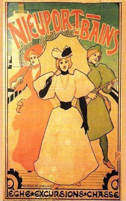 Vintage Poster Motif Kayu 156 156 best oostende images on