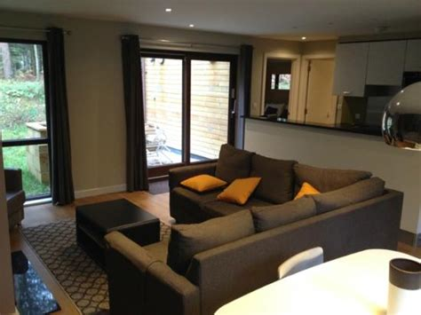 Executive 4 Bedroom Lodge Woburn Bedroom Picture Of Center Parcs Woburn Forest
