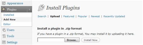 tutorial ngeblog wordpress cara menginstal memasang plugin di wordpress blog