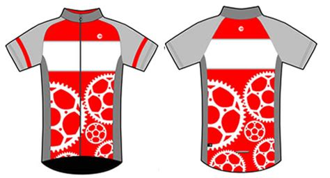 custom cycling jersey template aero tech designs semi custom sublimation product gallery