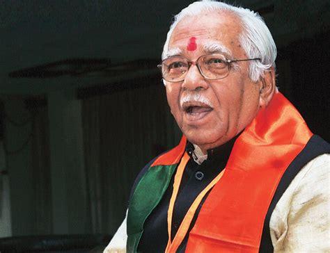 Ram Naik up governor ram naik buckles narendra modi pressure mail today news india today