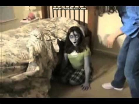 imagenes de zombies reales real zombie caught on camera youtube
