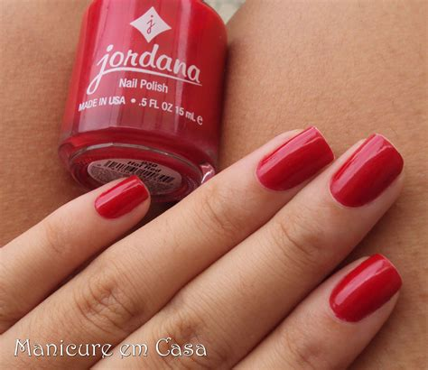 popular nail colors in europe jordana archives manicure em casa
