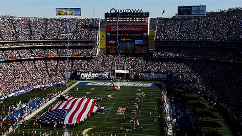 chargers stadium name qualcomm stadium seating chart pictures directions and