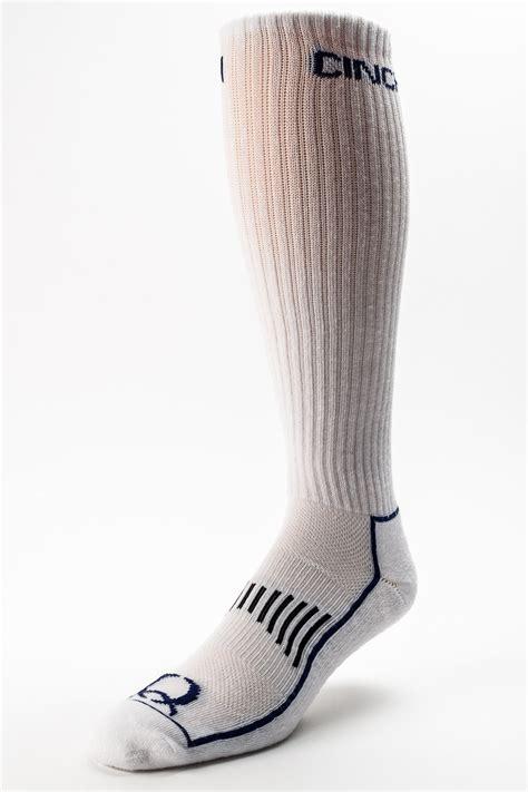 mens boot socks cinch mens white boot socks