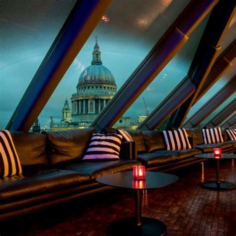 bar on top of one new change madison rooftop restaurant one new change london